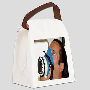 itsagas[4x4_pocket] Canvas Lunch Bag